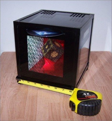 Illusion PC Case