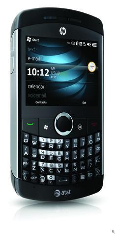 iPaq Glisten smartphone by HP