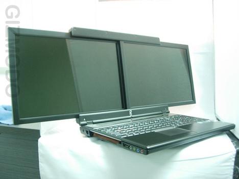 PC Portable Spacebook De gScreen