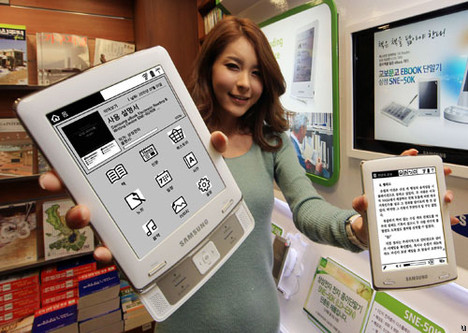 S-Pad, il concorrente all'IPad della Samsung