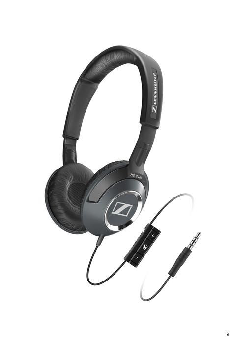 Sennheiser HD 218i and HD 238i offers great audio quality in a sleek package