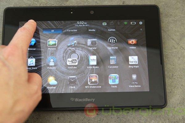 blackberry websites on playbook movies to