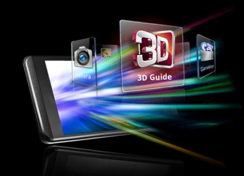 Experiencing 3d on android