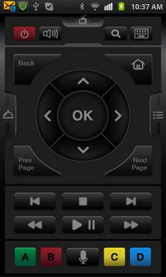 Western Digital WD TV Remote app now available for Android | Ubergizmo