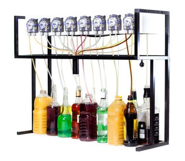 The Bartendro Is A Raspberry-Pi Operated Bartender | Ubergizmo