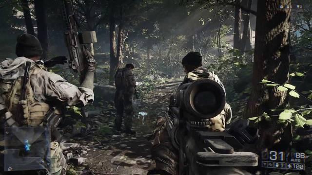 battlefield 4 released