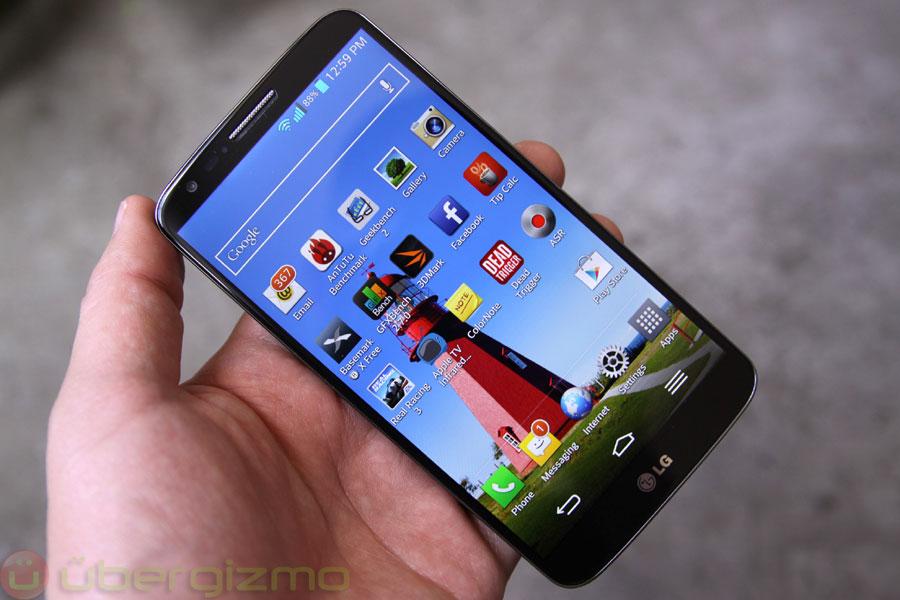 LG G3 Could Sport 5 5-inch Display, Octa-Core MediaTek
