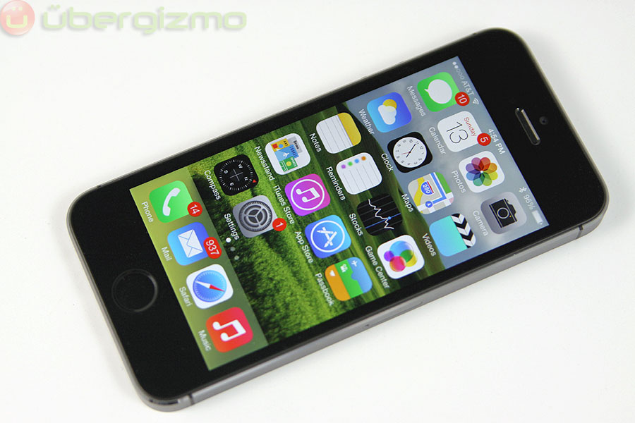 Góra iPhone 5S Review | Ubergizmo CM97