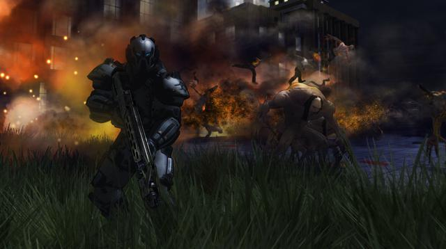 Microsoft Offering Original Crackdown Free For Xbox One | Ubergizmo