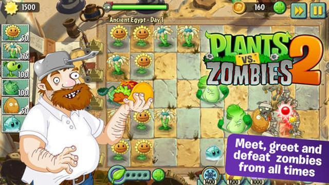 Doctor Zomboss Is New Plants Vs  Zombies 2 Addition | Ubergizmo