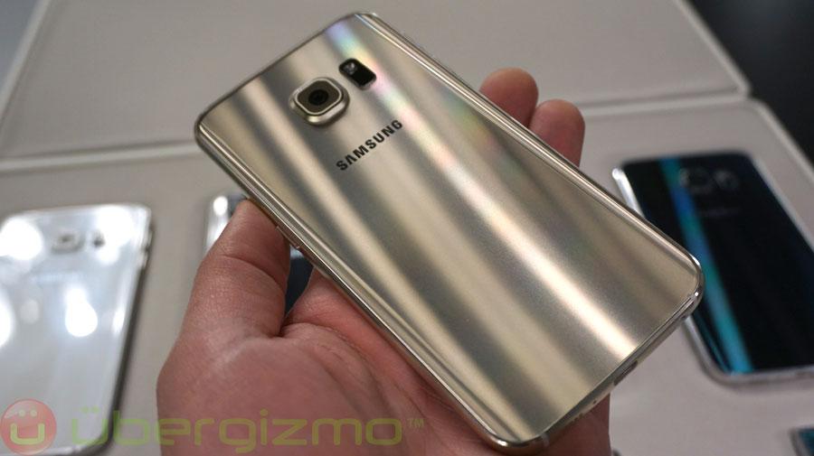 Galaxy S6 Uses Samsung Modem Instead Of Qualcomm   Ubergizmo