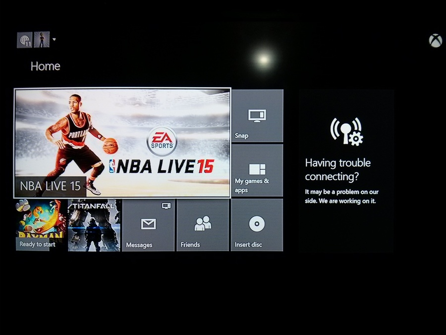 game not loading on xbox one