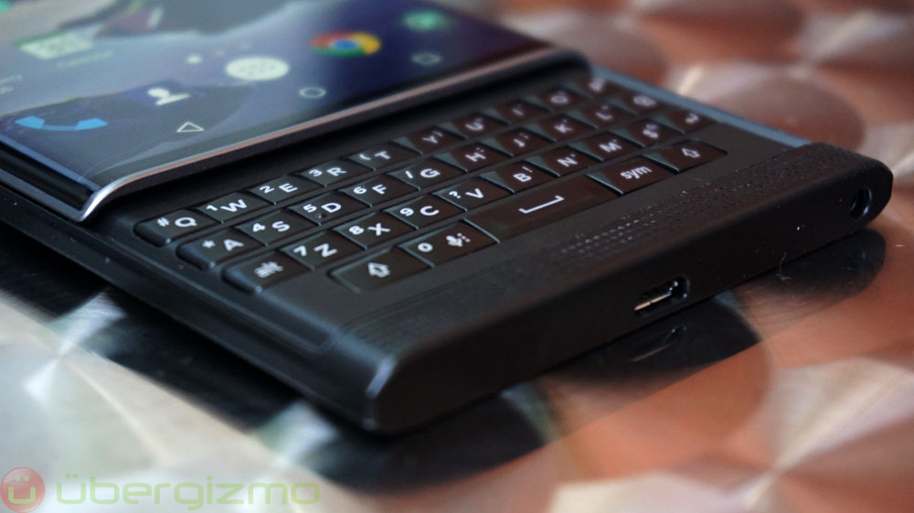 Confirmed: BlackBerry PRIV Will Not Receive Android Nougat Update