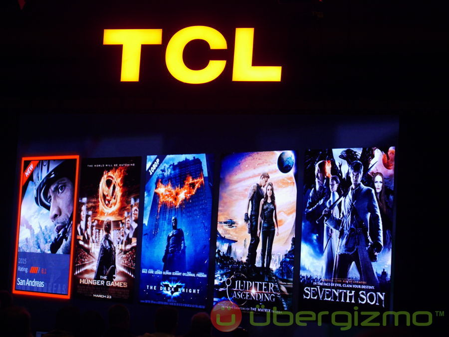 TCL X1 4K Ultra HD TV Sets To Wow | Ubergizmo