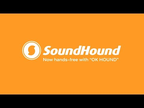 SoundHound Updated With Hands-Free 'OK Hound' Command | Ubergizmo