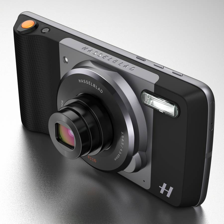 Moto Z Play & Hasselblad Moto Mod Officially Announced