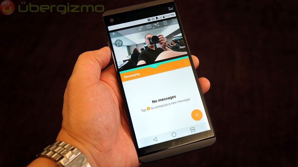 LG V20 Quad DAC: How Does It Work? | Ubergizmo