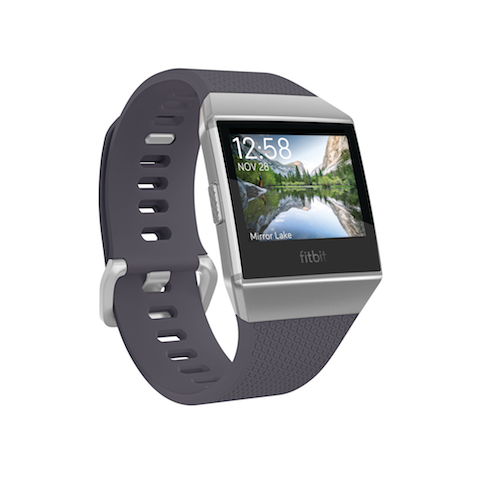 Fitbit Ionic Smartwatch Finally Launched   Ubergizmo