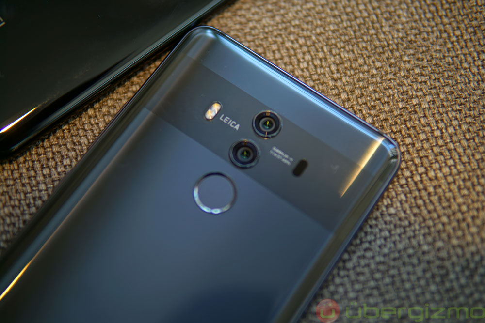 Huawei Mate 10 Review: Hands-On | Ubergizmo
