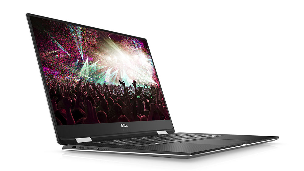 Dell XPS 15 2-in-1 (2018) | Ubergizmo