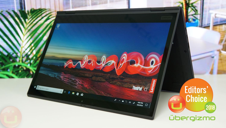 Lenovo X1 Yoga Review (2018, Gen3) | Ubergizmo