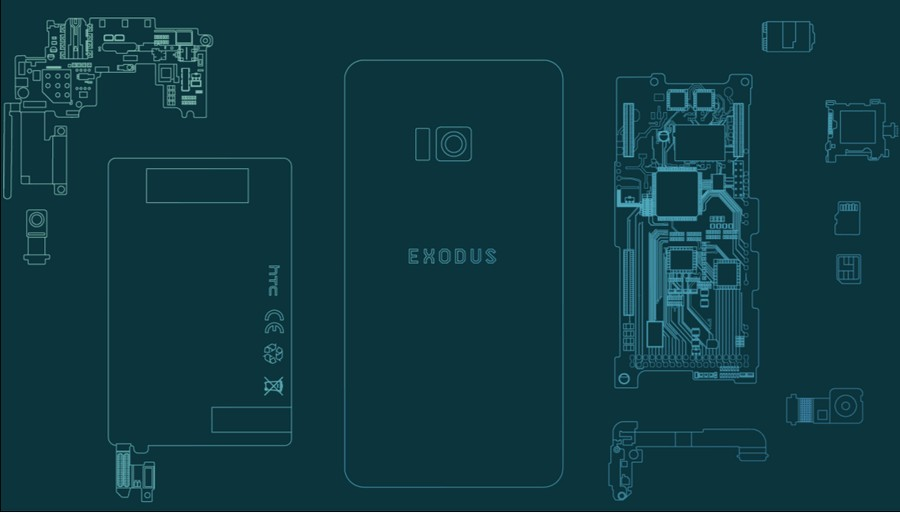 HTC Exodus 1s Will Be A Cheaper Blockchain Phone