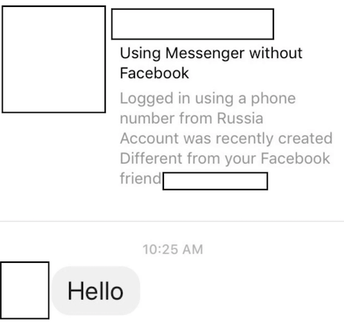Facebook Messenger Tests Flagging DMs From Fake Accounts