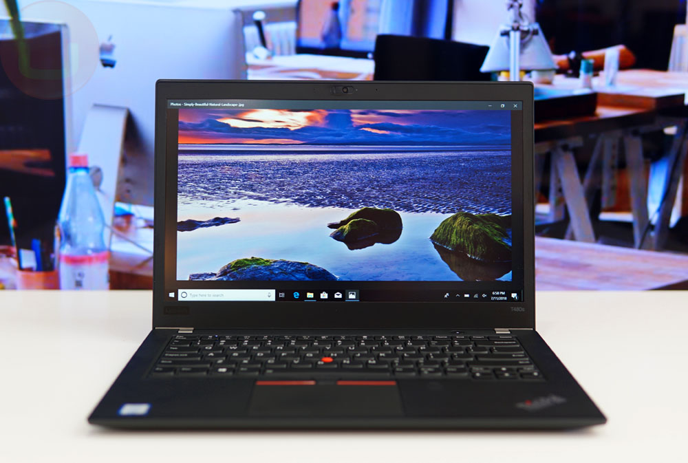 Lenovo ThinkPad T480s Review | Ubergizmo