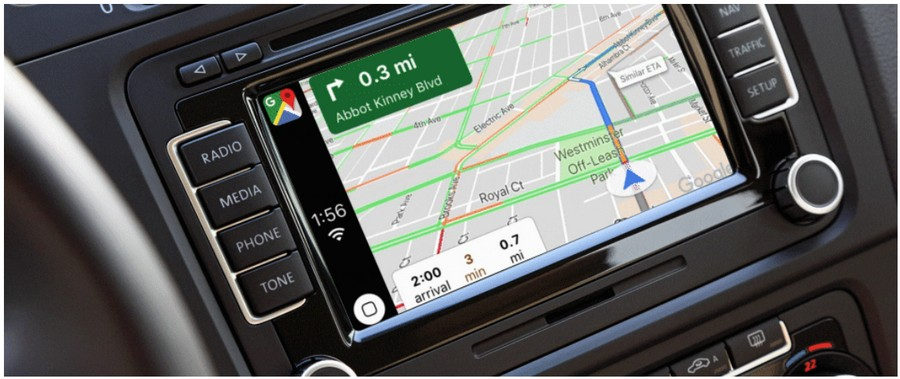 How To Turn On The Google Map Speedometer   Ubergizmo