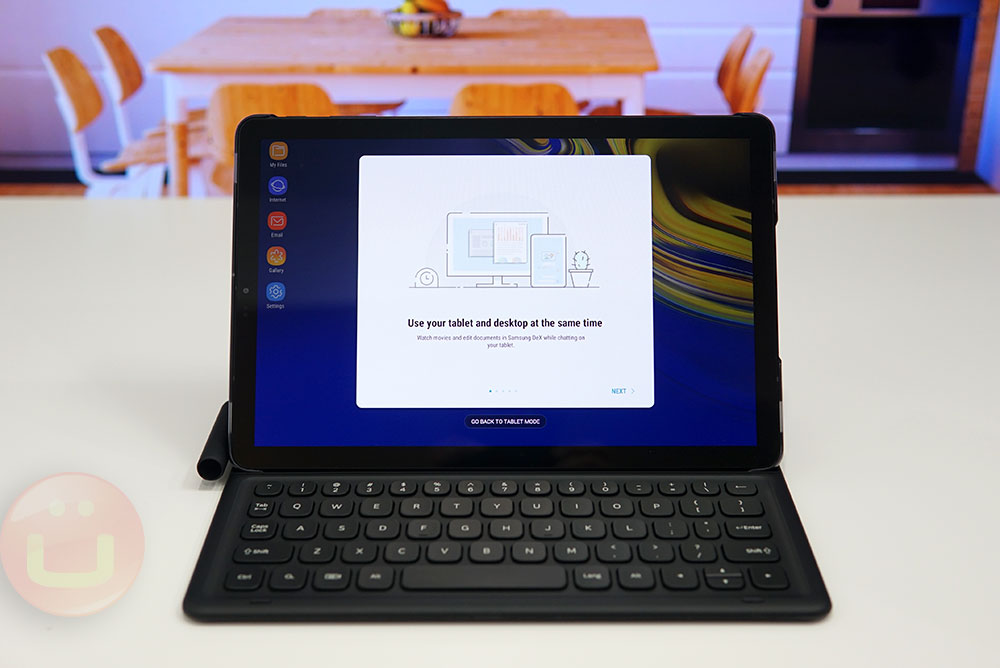 Samsung Galaxy Tab S4 Review | Ubergizmo