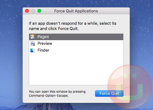 How To Force Quit Apps On Your Mac | Ubergizmo