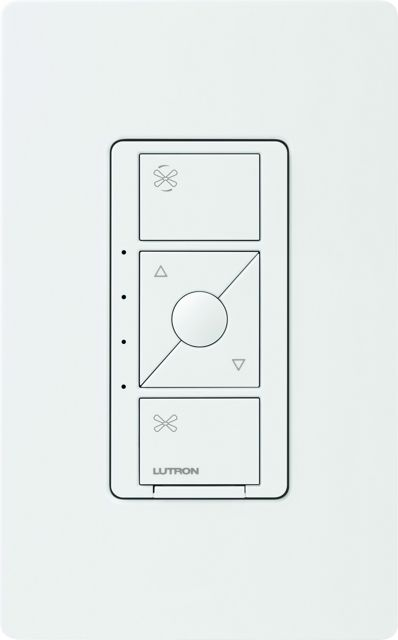 Lutron Launches Alexa-Enabled Fan Speed Controller | Ubergizmo