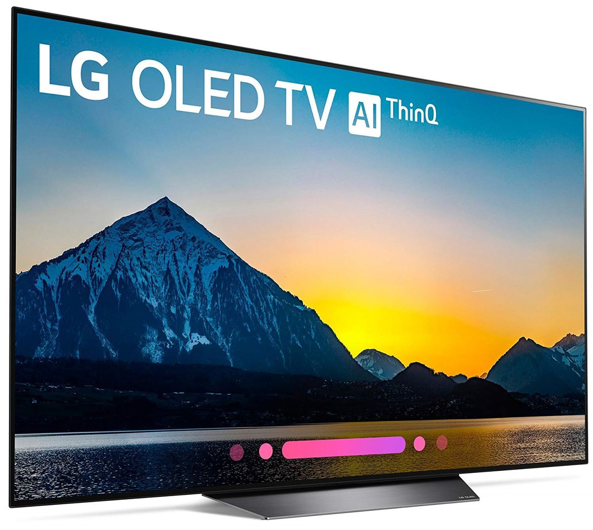 LG Discounts Its 4K OLED TVs To Its 'Best Price Ever