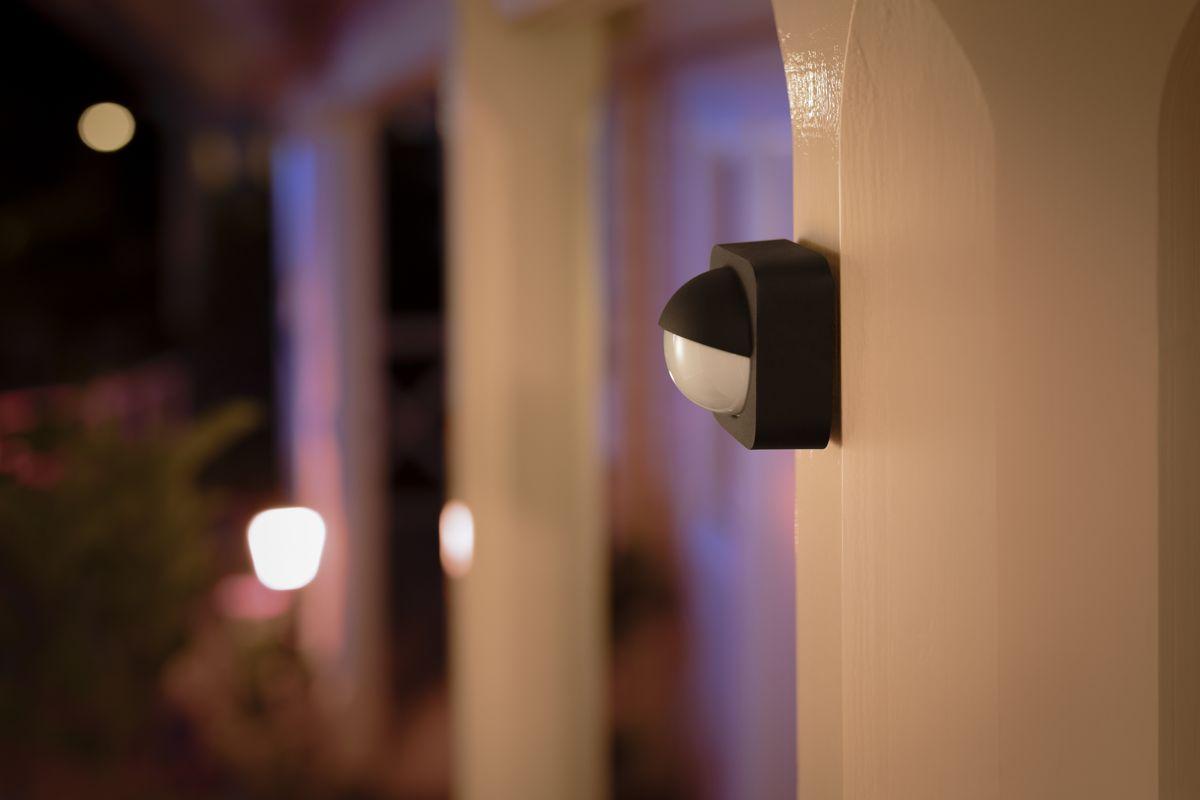 Philips Hue Unveils New Proximity Sensor For Its Hue Lights
