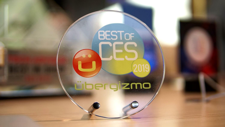 Ubergizmo's Best of CES 2019