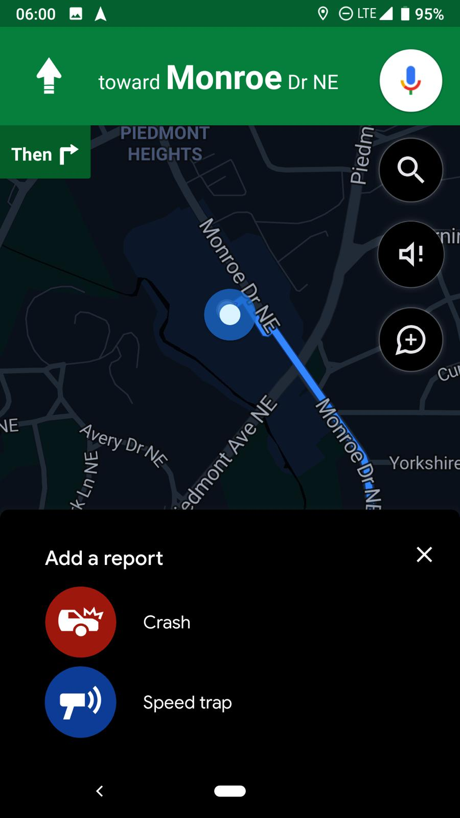Google Maps Rolling Out Reporting Feature For Speed Traps And Accidents