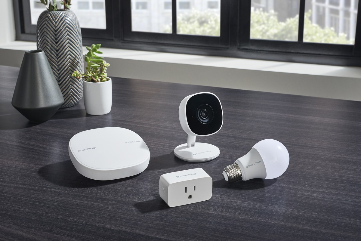 Samsung Launches A New Range Of SmartThings Devices