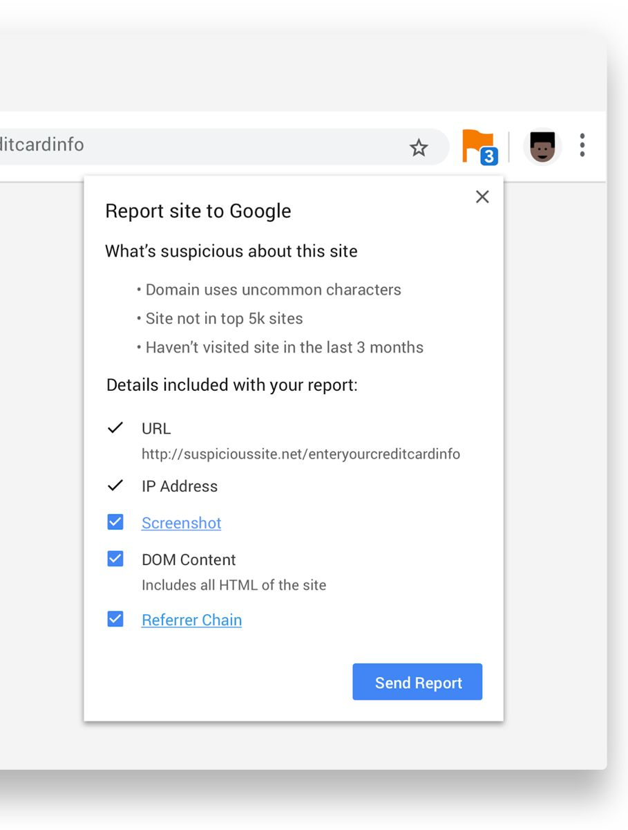 Google Launches New Chrome Extension To Help Report