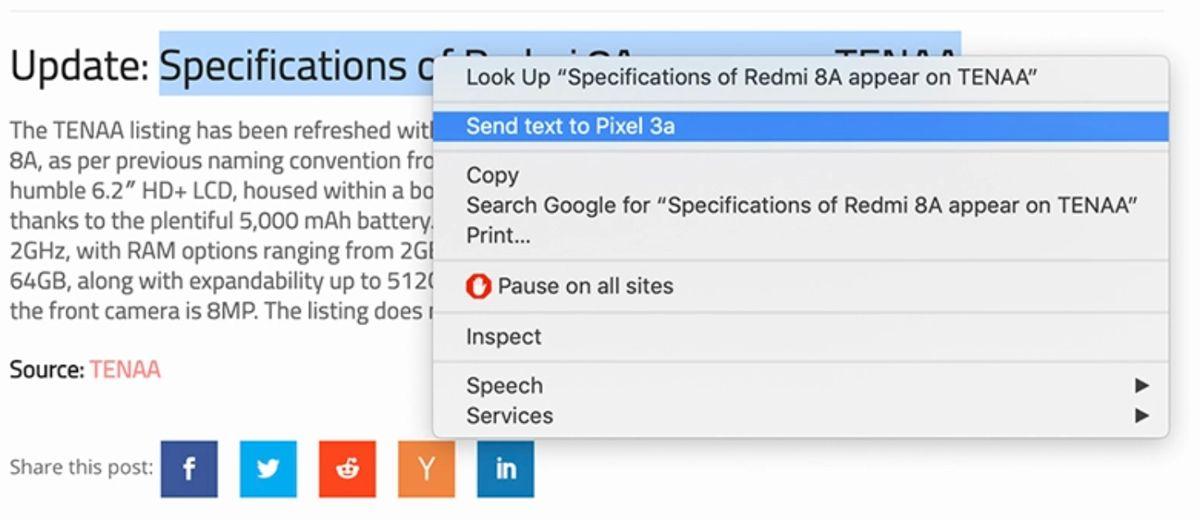 Fitur Baru Chrome Bisa Copy-Paste Teks Antar Android dan PC