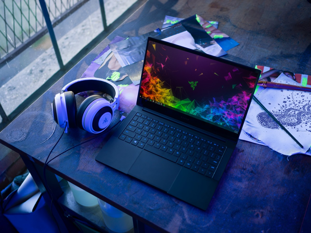 Razer Blade Stealth Gaming Laptop Refreshed With NVIDIA's