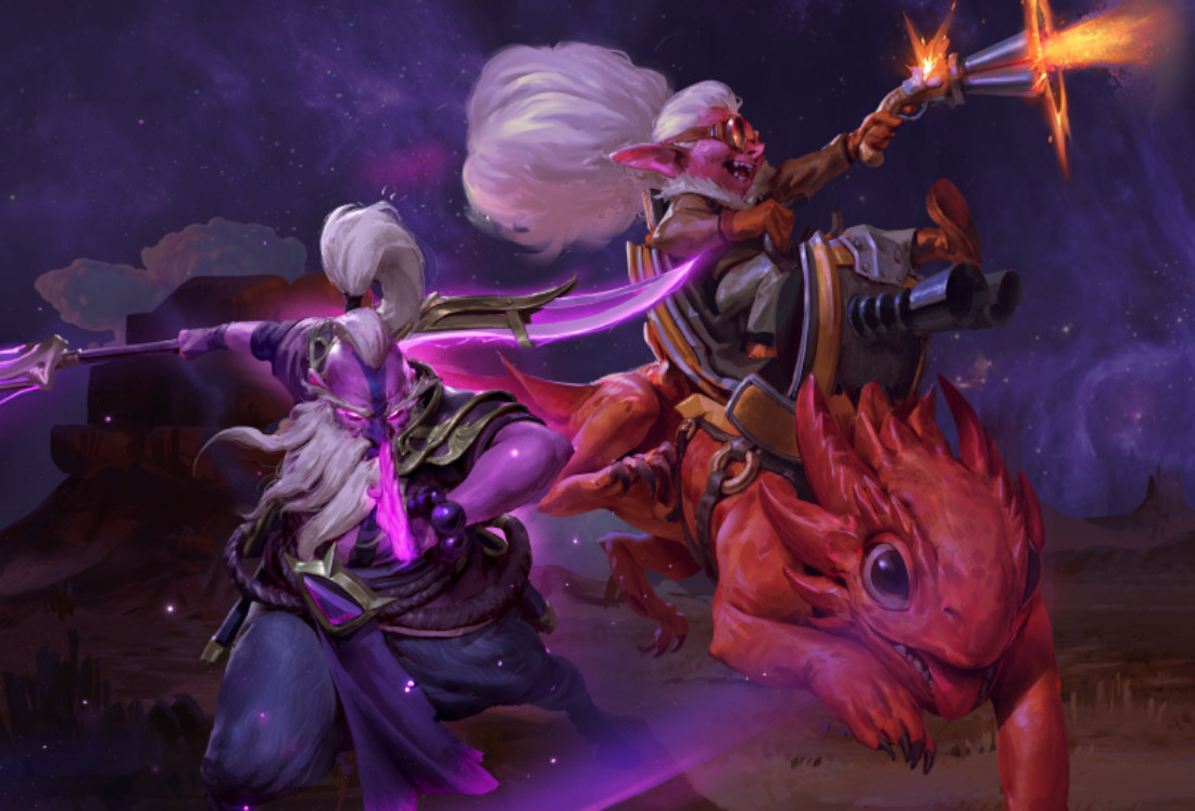 Dota 2 'The Outlanders' Update Is Huge
