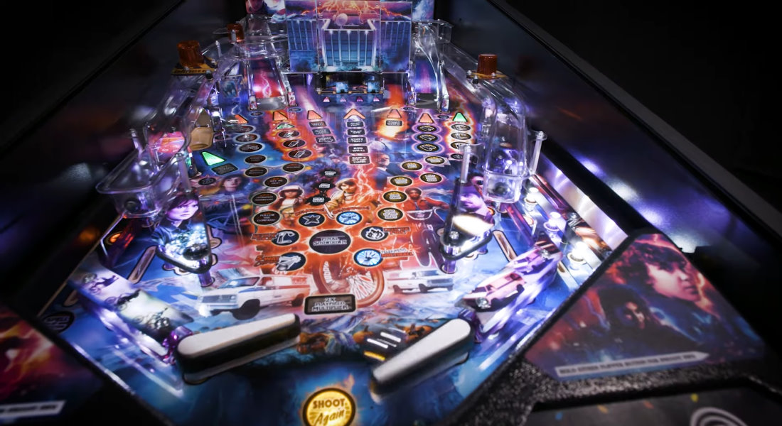 This Could Be The Most Advanced Pinball Machine Yet - Ubergizmo