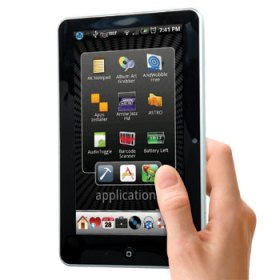 Quantaray Android tablet