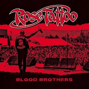 Rose Tattoo Blood Brothers artwork