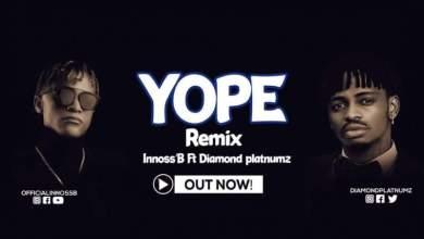 Photo of Innoss'B – Yope (Remix) ft. Diamond Platnumz
