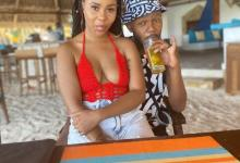 Photo of Kwesta And His Lovely Family Enjoy a Memorable Time in Zanzibar