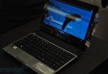 Photo of New Sleek Netbooks For Show