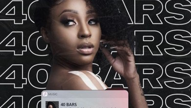 "Photo of Nadia Nakai's ""40 Bars"" Feat. Emtee Appears On Multiple Apple Music's Playlists"