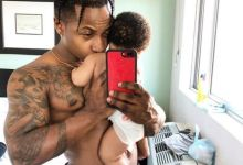Photo of Priddy Ugly Shares Picture Of His Daughter