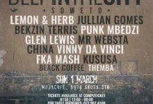 Photo of Listen To Black Coffee Live At Deep In The City Soweto